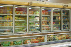 Installation d'armoires réfrigérées